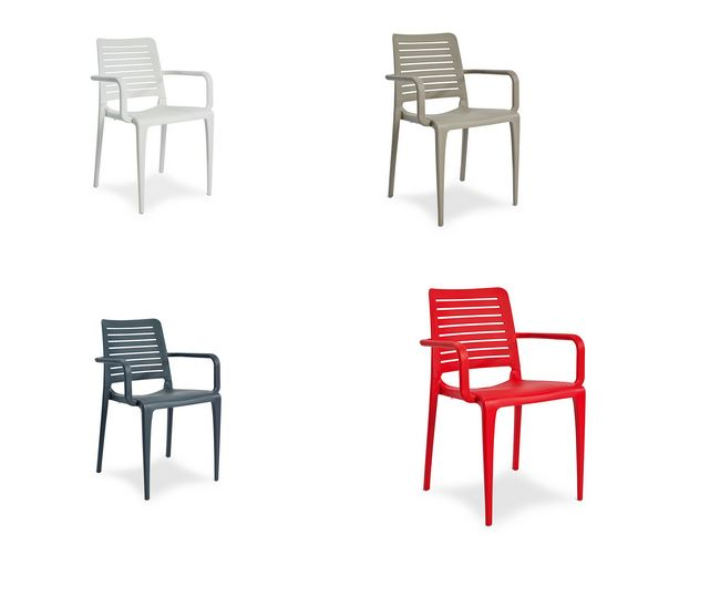 krzesła park